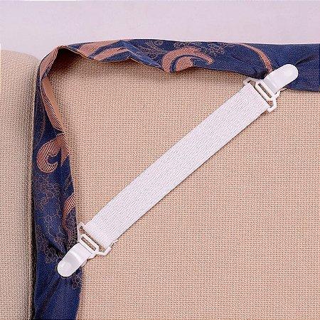 Prendedor elastico para lencol presilha de plastico