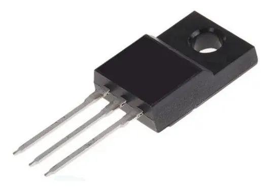 Transistor FQPF6n80c - 6N80C - 6N80