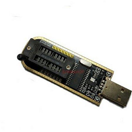 Gravador de memoria eprom bios ch341a