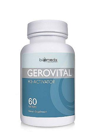 Gerovital (Ativador de H3) - 60 Tabs