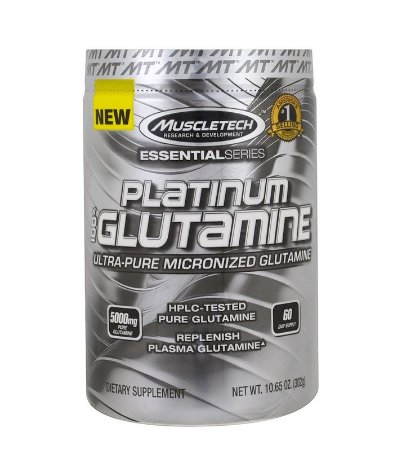 Platinum Glutamine (Micronizada) - 300g