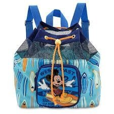 Mochila Mickey na Praia - Disney Store
