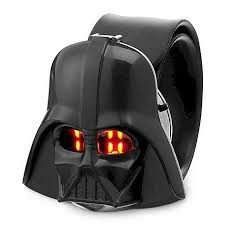 Relógio Darth Vader - Slap Watch - DisneyStore
