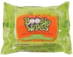 Boogie Wipes - Fresh - 45 unidades