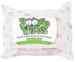 Boogie Wipes - Original - 30 unidades