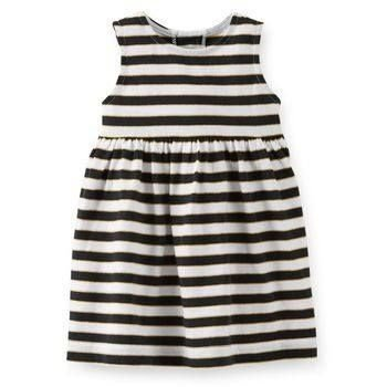 Vestido Carters Infantil - Listrado - 18 meses