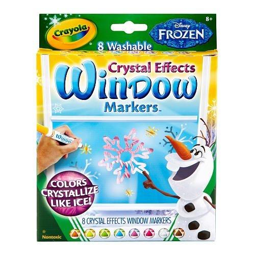 Canetinhas Crayola - Disney Frozen