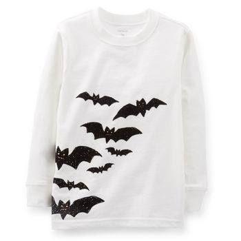 Camiseta Carters - Branca - 3T+