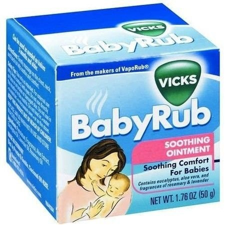Vick Baby Rub - 50g