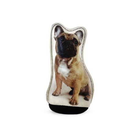 Peso De Porta Cachorro Bulldog Francês