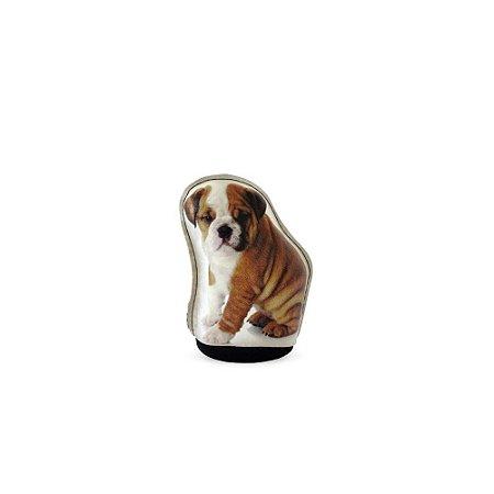 Peso de Papel Cachorro Bulldog Filhote
