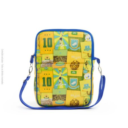 Pasta para Notebook Brasil do Futebol
