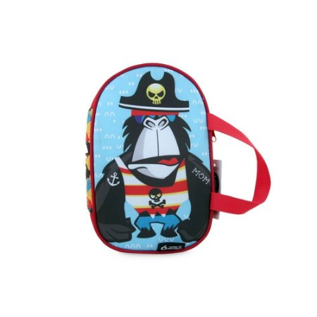 Lancheira Térmica Infantil Pirata