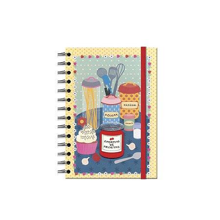 Caderno de Receitas Potinho