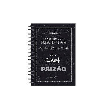 Caderno de Receitas Chef Paizão