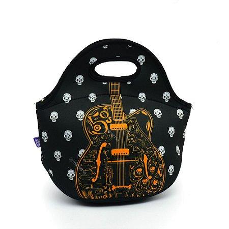 Lancheira Neoprene Guitarra
