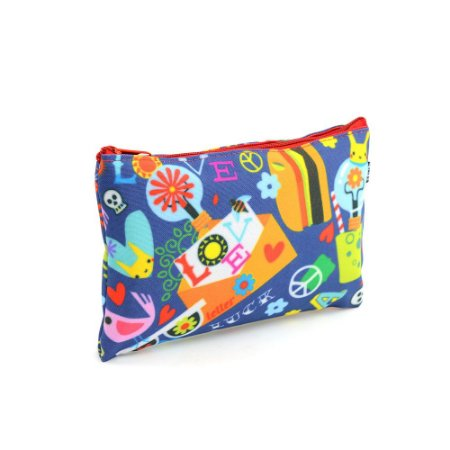 Necessaire Envelope Peace and Love
