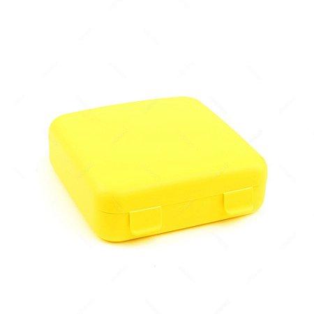 Pote Sanduicheira Sanduba Picnic Amarelo Candy