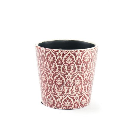 Cachepô de Cerâmica Médio Marroquino Marsala