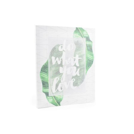 Quadro em Canvas Do What You Love