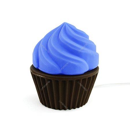 Luminária Cupcake Lilás