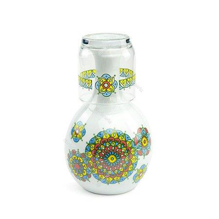 Moringa de Porcelana Nepal Coral 750 ml