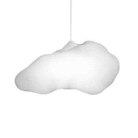 Luminária de Teto Nuvem Branca