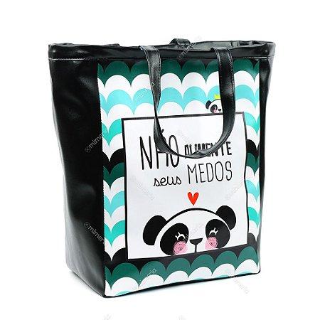 Bolsa Sacola Panda