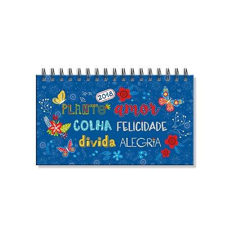 Agenda Mini Plante Amor 2018