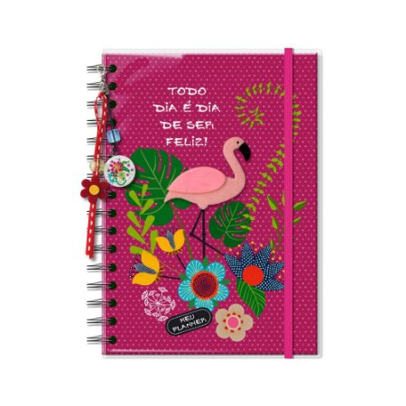 Planner Permanente Flamingo