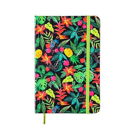 Caderneta sem Pauta Tropical Média