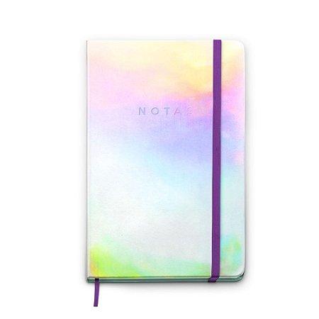 Caderneta sem Pauta Holográfica Média