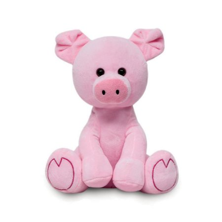 Porco Rosa de Pelúcia Meu Porquinho