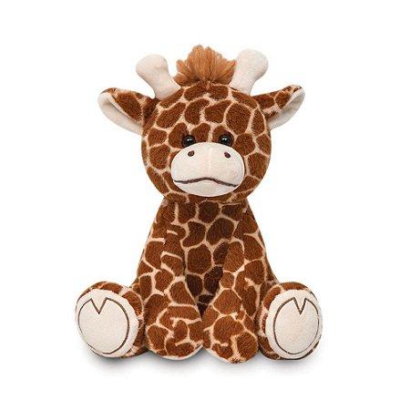 Girafa de Pelúcia Minha Girafinha