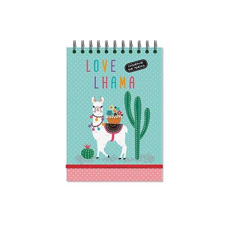 Caderno de Ideias Lhama