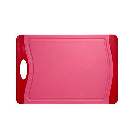 Tábua de Corte Antibacteriana Vermelha Média Neoflam
