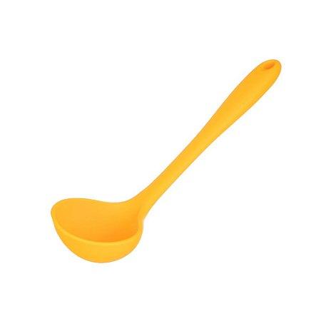 Concha de Silicone Amarela 27 cm