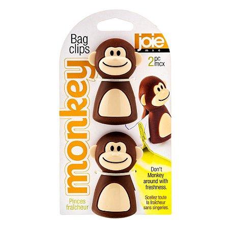 Prendedor de Embalagem Macaco Joie 2 peças