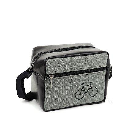 Bolsa Térmica Pequena Bike Preta