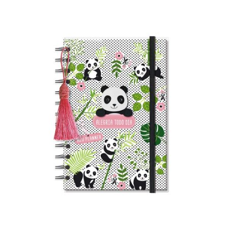 Planner Permanente Panda Pequeno