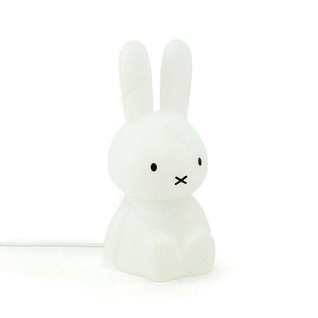Luminária Coelhinho Branco Miffy