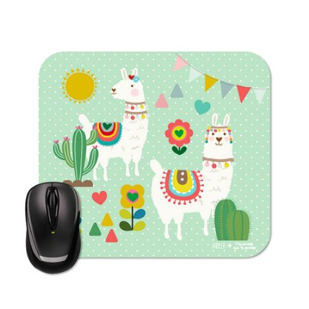 Mouse Pad Lhama