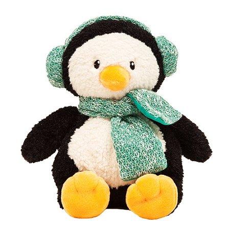 Pinguim Quentinho de Pelúcia