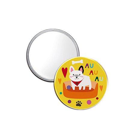 Espelho Pocket Cachorro