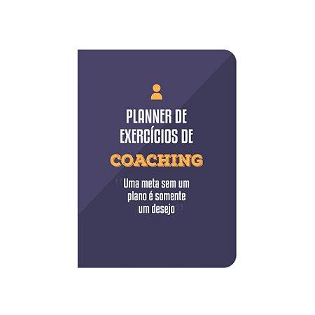 Planner Pocket Exercícios de Coaching