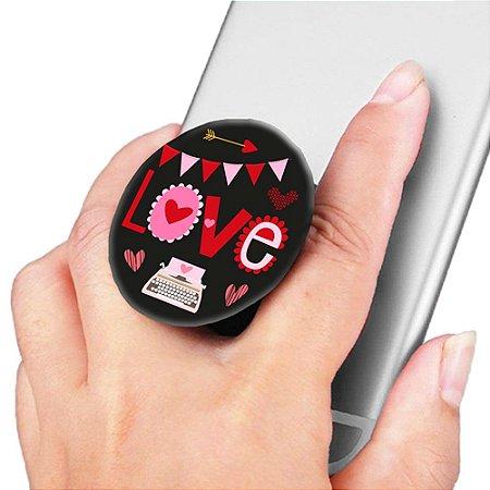 Pop Socket para Celular Love