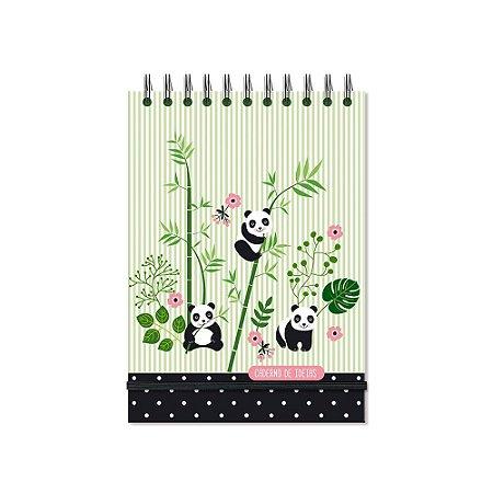 Caderno de Ideias Panda
