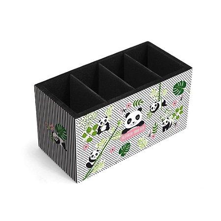 Porta Treco Decorado Panda