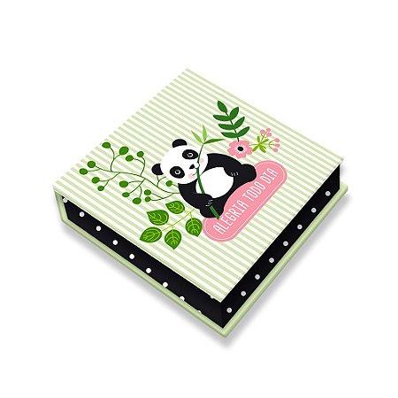 Bloquinho de Mesa Panda