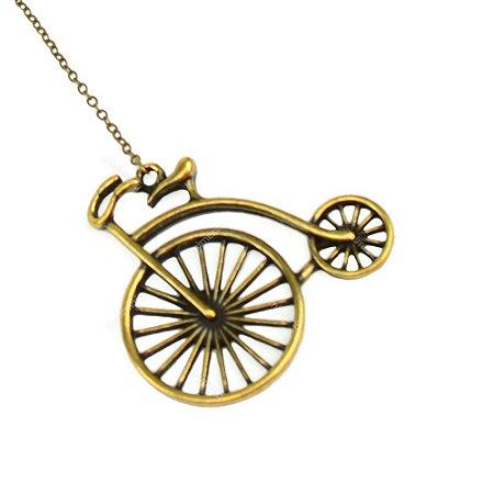 Marcador de Página Bookiss Metal Bicicleta